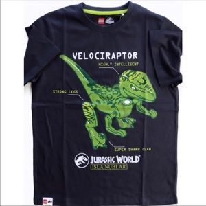 🦖 Jurassic World Graphic Tee